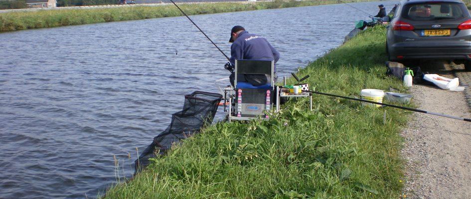 MBSOV vissen langs het kanaal 2019