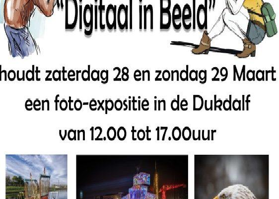 DIB 2 daagse Foto-expositie in De Dukdalf
