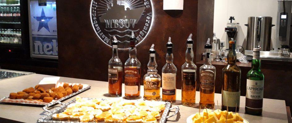 Rectificatie aantal inschrijvingen whiskyproeverij 2021