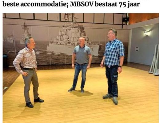 MBSOV in de krant en online